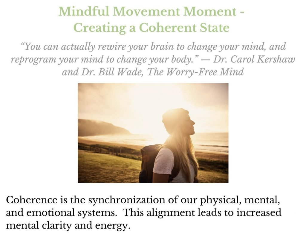 Mindful Movement Practice Cards by Danelle Chapman Counseling